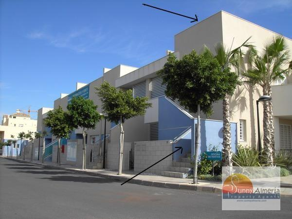 Luxury Apartment for rent  in Av. Cerrillos  86 (Roquetas de Mar)