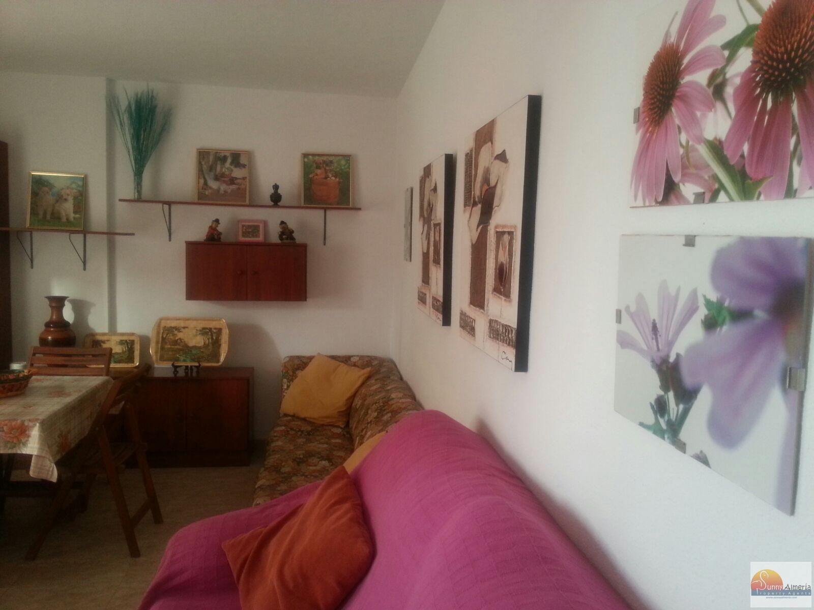 Flat for rent in Calle Buenos Aries 40 (Roquetas de Mar), 550 €/month