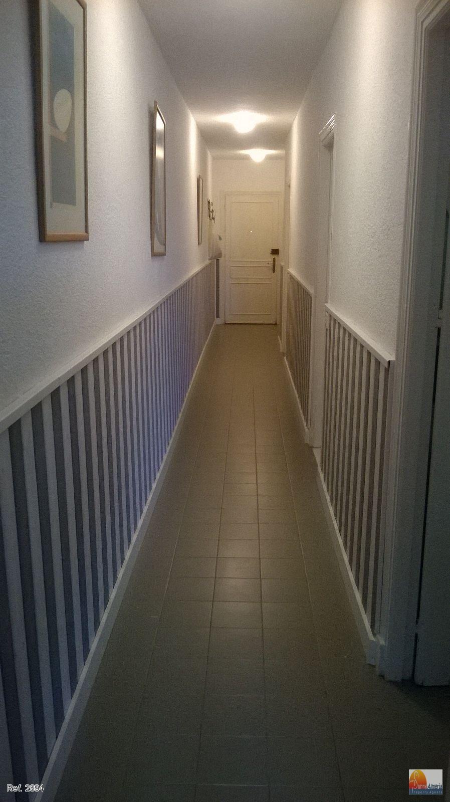 1 etages rækkehus udlejes på lang tid I Playa Serena (Roquetas de Mar), 1.050€/måned (årstid)