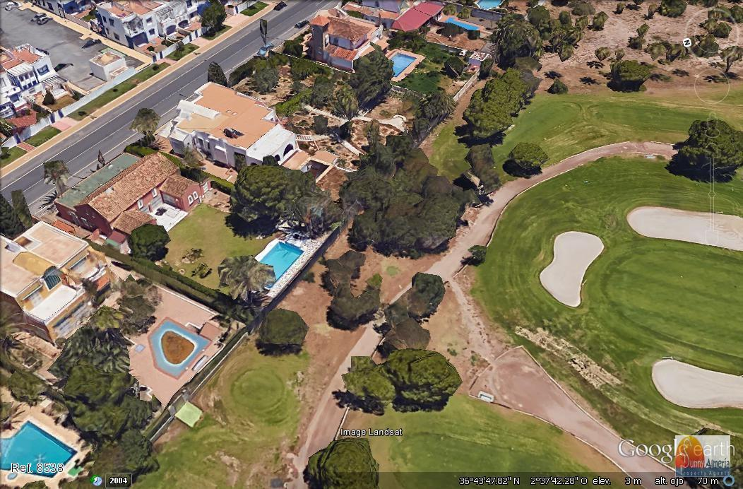 Luxury Villa for sale in Roquetas de Mar