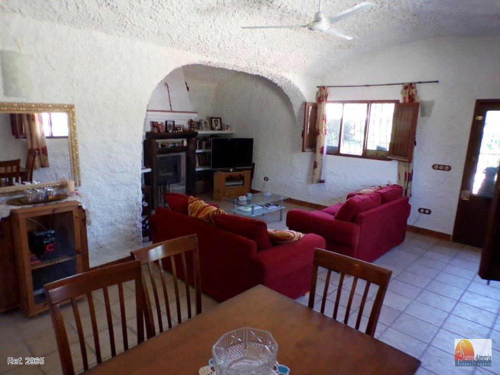 Cave House for rent in Terque, 400 €/month