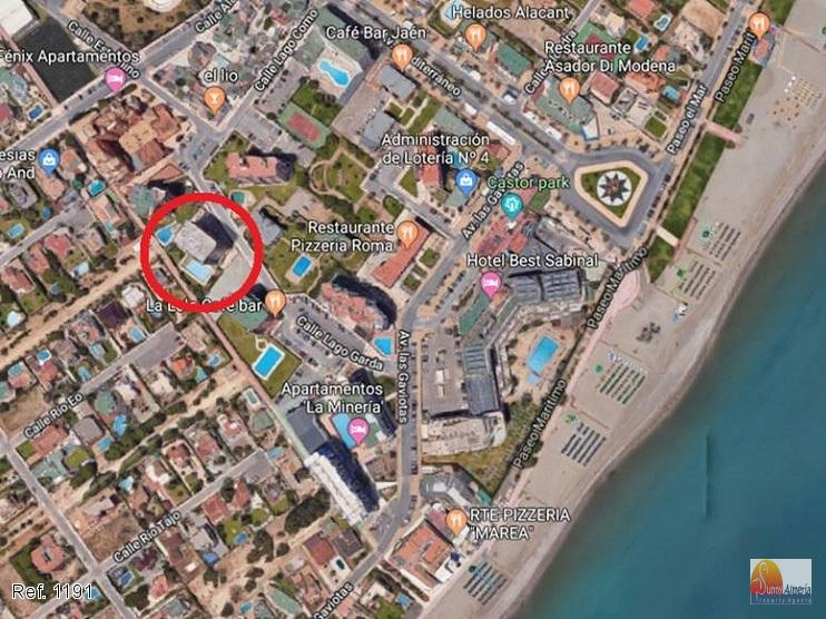 Appartamento in vendita a C/ LAGO GARZA 8 (Roquetas de Mar), 72.200 €